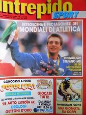 Intrepido Sport n°31 1987 Stefano Mei - Mike Tyson Tony Polster    [G.285]