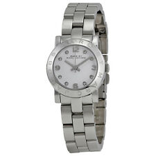 Marc Jacobs Mini Amy Stainless Steel Ladies Watch MBM3055