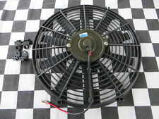 2053 Straight Blade Electric Cooling Radiator Fan 14""