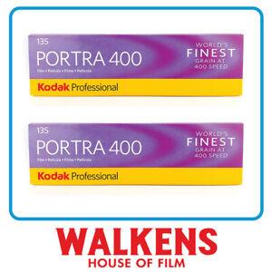 10 ROLLS - Kodak Portra 400 35mm 36exp Camera Film - FREE SHIPPING!