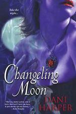 Changeling Moon by Harper, Dani