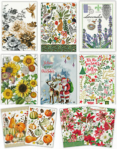 """Michel Design Works ~ Kitchen Towels ~ 20"""" x 28"""" ~ Free Shipping ~ You Pick"""