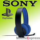 GENUINE Sony Silver Edition Gaming Wired 7.1 Stereo Headset For PS3 PS4 PSVita