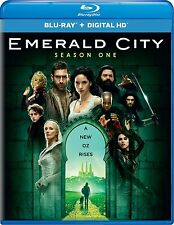 EMERALD CITY - COMPLETE SEASON 1 - BLU RAY  - Sealed Region free
