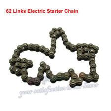 62 Links Electric Starter Chain For 50 70 90 110 125cc ATV Pit Dirt Bike Go Kart