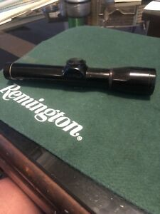 LEUPOLD M8-2X Pistol Scope Gloss With Duplex Reticle