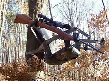 Tree Stand Gun Holder (Bar Mount) - Drill Model