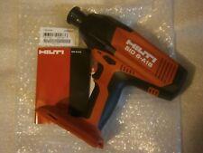 HIlti SID 8-A18,  cordless tool kit brand new