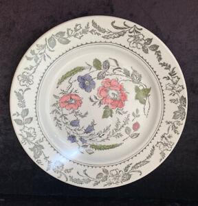 """Retro Broadhurst Kathie Winkle """"Rebecca"""" 9.25"""" Dinner Plate"""