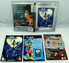 Jeu KINGDOM HEARTS sur Playstation 2 PS2 CD REMIS A NEUF VF PAL