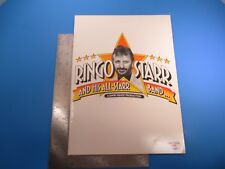 Vintage Ringo Starr And His All Starr Band Photos Diet Pepsi Advertisement L805