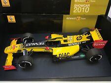 1:18 Minichamps #153100181 Robert Kubica Renault R30 Team edition Show Car 2010