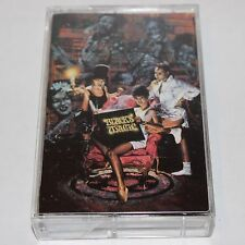 Salt-N-Pepa Blacks' Magic Cassette Tape '90 Hip Hop Rap w/ Let's Talk About Sex