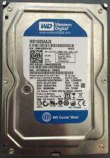 WD 160Gb HDD PC/Desktop 3.5 SATA Hard Drive WD1600AAJS 7200RPM DISK/DISC/160G