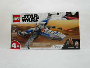 LEGO® Star Wars Resistance  X-Wing Fighter Building Set 75297 NEW Sealed!