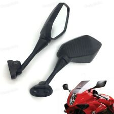 Motorcycle Side Mirrors For Honda CBR600/900/919/929/954 GT125R/250R/650R Carbon