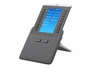 Cisco CP-8800 Module D'Extension CP-BEKEM-W Blanc