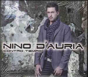 Nino D'Auria CD Digipack Contro Tempo Nuovo Sigillato 8024631933225