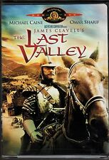 THE LAST VALLEY-MICHAEL CAINE, OMAR SHARIF are soldiers in 30 Years War Epic-DVD