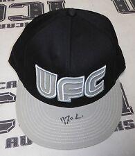 Liz Carmouche Signed Official UFC Hat PSA/DNA COA Autograph 157 Fox 8 11 Fight
