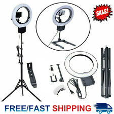 "Ring Light Kit 12""/31cm Outer 40W 5500K Circle Fluorescent Bulb Ring Flash Light"