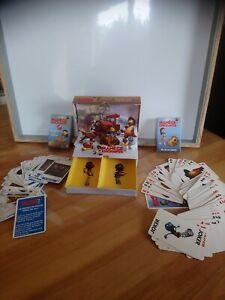 Coffret cartes Pop'N'play Le manège enchanté France cartes Magic rights 2005