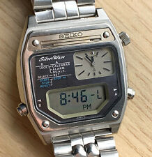 Seiko Silver Wave H239-5040 originale vintage