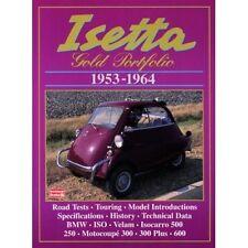 Isetta Gold Portfolio 1953-1964 book paper