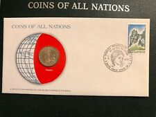 COIN OF ALL NATION'S FRANCE 1978 10 FRANCS UNC/ BU COIN
