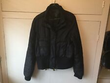 Ladies Womans Warm Winter Black Coat Jacket Size 14 From New Look