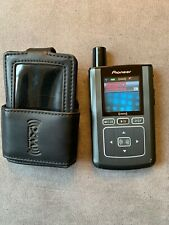 Pioneer GEX Inno 2 GEX-INN02 Portable XM Satellite Radio MP3 Player Xm2go Tuner