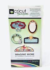 Cricut Imagine More Art Cartridge 50 Layered Images Color Palette Cutting System