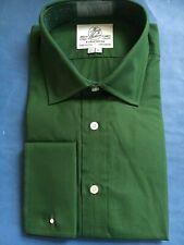"Harvie /& Hudson 15.5/""//35/"" Two-Fold Cotton Marcella Dress Shirt RRP £89.50"