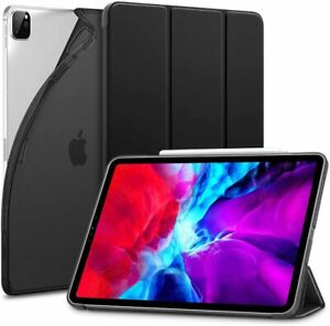 Case for iPad Pro12.9 2021/20 5th/4th Leather Slim Smart Soft Flexible TPU Cover
