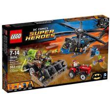 Lego DC Comics Super Heroes76054 Batman Scarecrow Harvest Of Fear 563 PCS NEW!