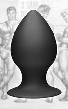 Tom of Finland XL Silicone Lifelike Feeling Realistic Anal Dildo5.5 Inch - Black