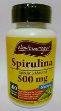 SPIRULINA 500 MG (100 CAPSULES)