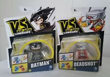 DC Comics Batman Vs Deadshot-vs Rip-Spin Guerreros