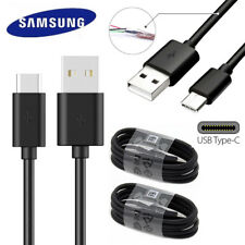 2x Samsung OEM USB-C Type C Cable Fast Charging Cord for Galaxy S8 Note 8 LG G6
