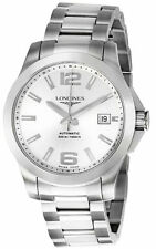 Longines Stainless Steel Wristwatches
