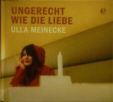 2 ercd Ulla il mio angolo-ingiusto come l'amore, Deluxe-Edition