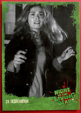 NIGHT OF THE LIVING DEAD - 1968 film - Card #24 - Desperation - Unstoppable