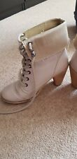 Military Style Boots size 5