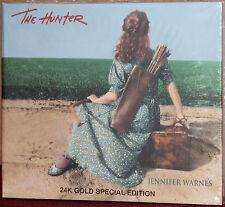 CISCO GOLD CD GCD-8012-2: JENNIFER WARNES - The Hunter - 2009 OOP SEALED