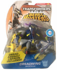 Transformers Prime Beast Hunter Decepticon Dreadwing Action Figure NEW w Creases