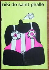 Niki de Saint Phalle - Pierre Descargues - Elsken - Stedelijk museum - 1967