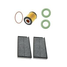 BMW E60 530i 525i 04-05 Filters Engine & Cabin & O-Rings Top Premium Tune Up Kit