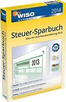 WISO Steuer-Sparbuch 2014 (für Steuerjahr 2013) von ...   Software   Zustand gut