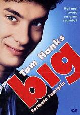 Big (Tom Hanks)  2 dischi - DVD NUOVO SIGILLATO