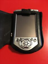 Compaq iPaq H3600 Series Model 3650 Pocket Pc w/ Case Untested As-Is